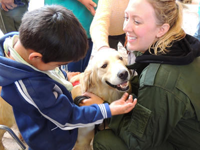 Options for combining projects working with children and animals in Bolivia and Peru