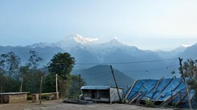 Projects Abroad Himalayan Mountain Conservation project in Nepal