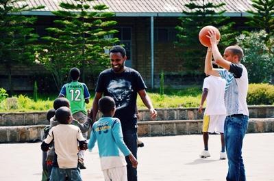 Volunteer in Ethiopia