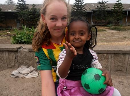 Volunteering in Ethiopia