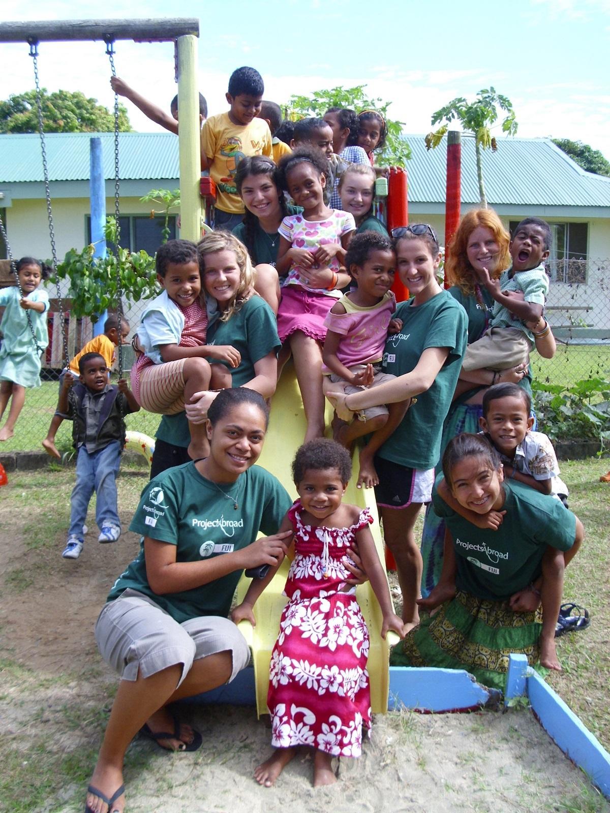 Volunteer In Fiji Projects Abroad