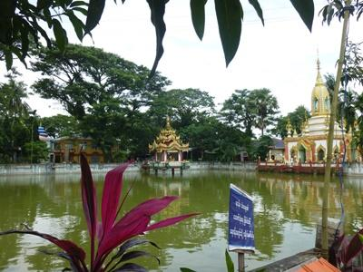 Myanmar scenery