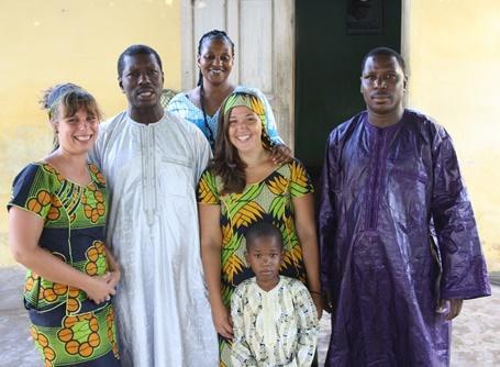 Volunteer in Senegal