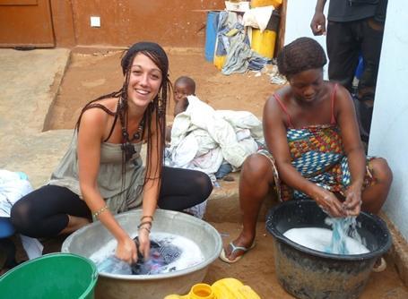 Volunteering in Togo
