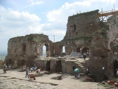 Gap year archaeology projects in Romania