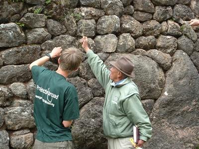 Volunteer overseas on an Inca Archaeology project in Peru