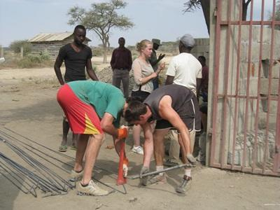 Gap year construction projects in Tanzania