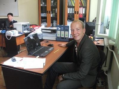 Business Volunteering Abroad