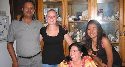Business volunteer in Mexico