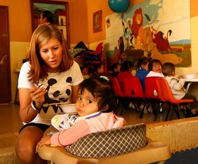 Volunteer on Care projects overseas in Mexico