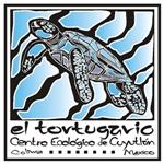 Logo for El Tortugario Centro Ecológico de Cuyutlan, turtle conservation centre in Mexico