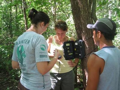 Sensor Camera Training