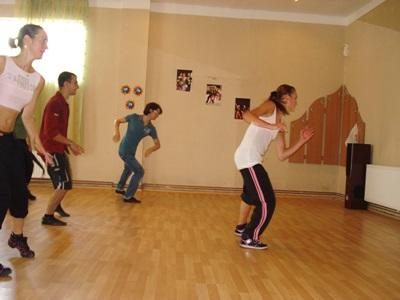 Volunteer Dance projects in Romania