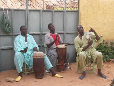 Volunteering with Music in Senegal