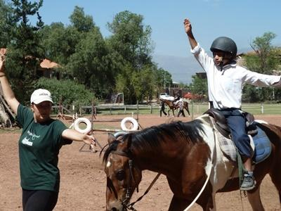 Equine Therapy & Community in Bolivia