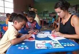 Volunteer in Ecuador for High School: Care & Community