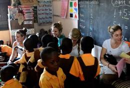 Volunteer in Ghana for High School: Care & Community