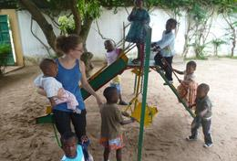 Volunteer in Togo for High School: Care & Community