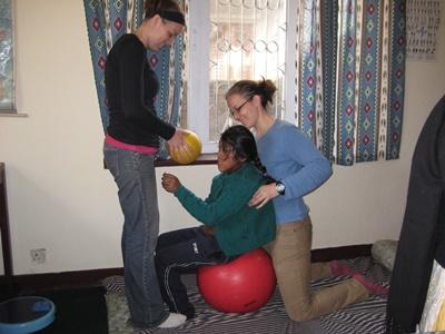 Physiotherapy in Nepal