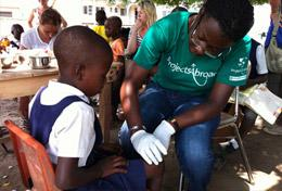 Volunteer in Ghana for High School: Medicine & Healthcare