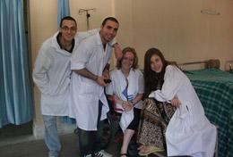 High School Project Medicine volunteers gain medical experience shadowing hospital staff in Nepal.