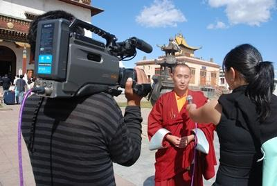 Interview Mongolia