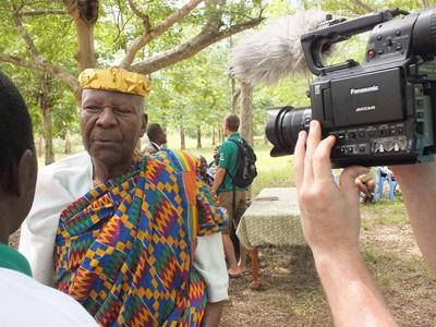 Interview Togo
