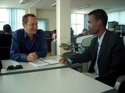 Volunteer Journalism in Ethiopia