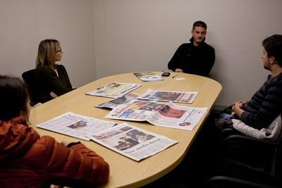 Volunteer Journalism in South Africa