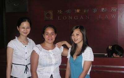 Volunteer Law internships in China