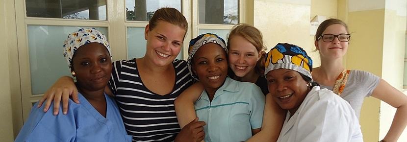 Volunteer Midwifery placements overseas