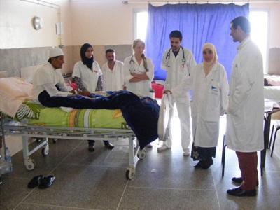 Volunteer Nursing Projects in Morocco