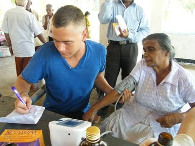 Volunteer Nursing Projects in Sri Lanka