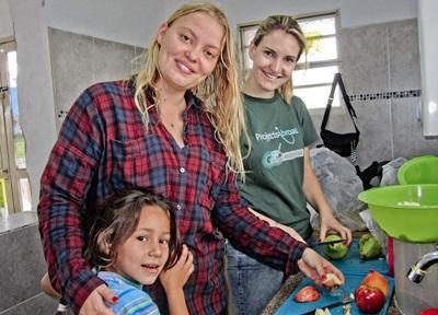 Nutrition in Bolivia