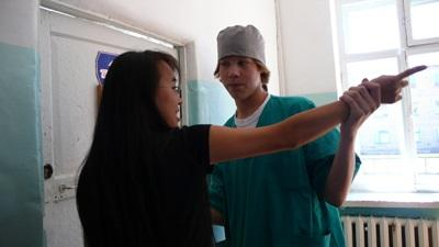 Volunteer Physiotherapy Projects in Mongolia