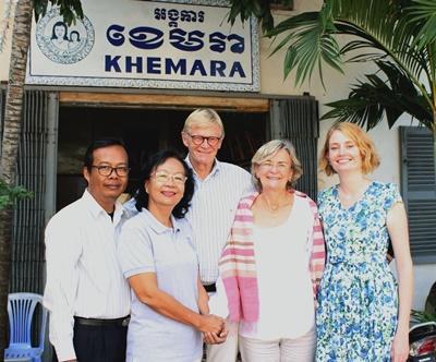 Cambodia micro-finance