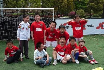Football coaching in China