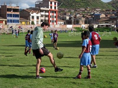 Sports in Peru