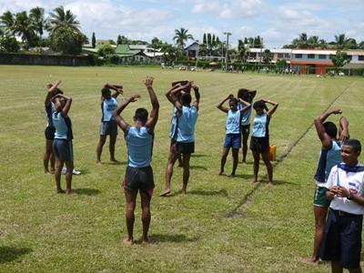 Sports Placement in Fiji