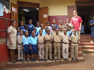 IT Teaching in Jamaica