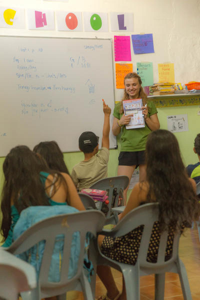 teaching and projects abroad Join our volunteer teaching project in fiji and work as a teacher or teaching assistant subjects include english, maths, science and sports.