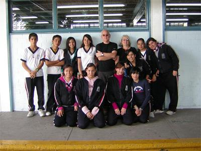 Volunteers in Costa Rica